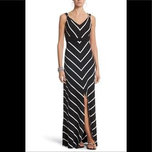 White House Black Market maxi dress size XXS
